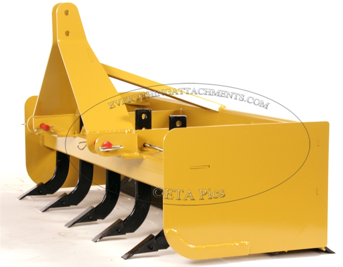 Tractor Box Blades